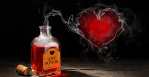 ARE PHEROMONES OUR OWN ELIXIR OF LOVE?