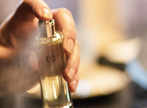 THE SECRET GUIDE TO CREATE YOUR OWN PERFUME