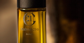 SMELL GOOD WHILST SAVING THE ENVIRONMENT WITH MAISON 21G's CLEAN PERFUMES