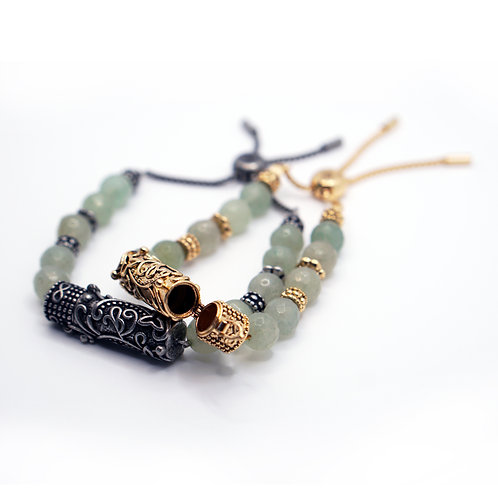 Green Aventurine ● Prosperity Bracelet