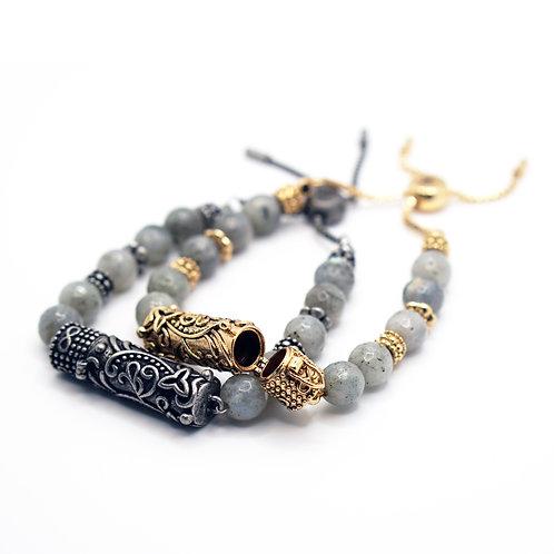 Labradorite ● Transformation Bracelet