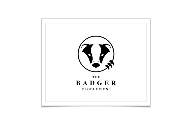 The Badger Productions New Logo