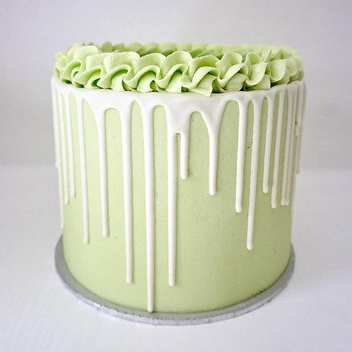 EDIBLE PHOTO CAKE