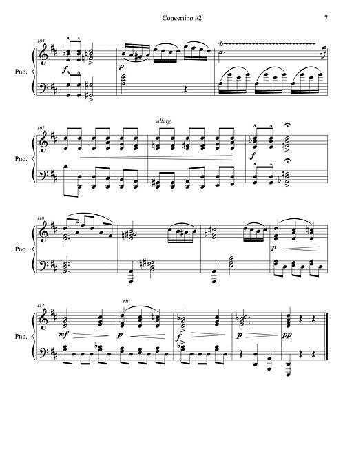 Piano solo – Romance: Für Elyse
