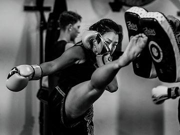 Muaytahi fighter