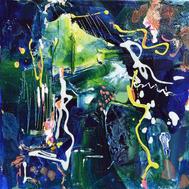 """""""La Galerie Bleue 1"""""""