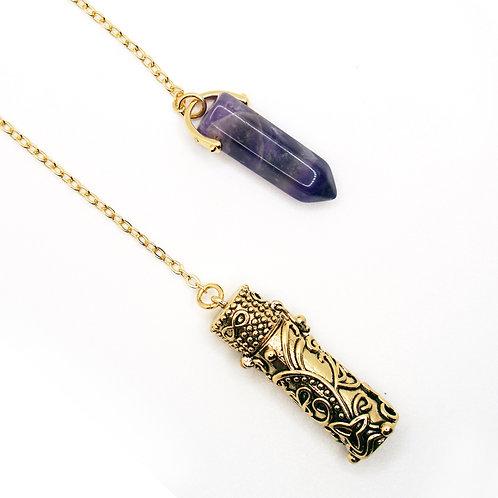 Amethyst ● Spiritual Guidance Necklace