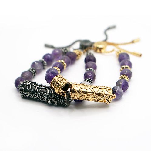 Amethyst ● Spiritual Guidance Bracelet