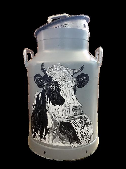 Boille à lait - vache Holstein