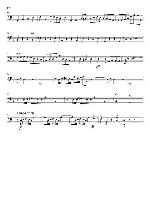 String Quartet #4 (Four by Four)
