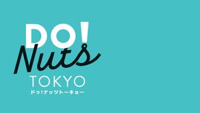 「DO!NUTS TOKYO」リリースのお知らせ