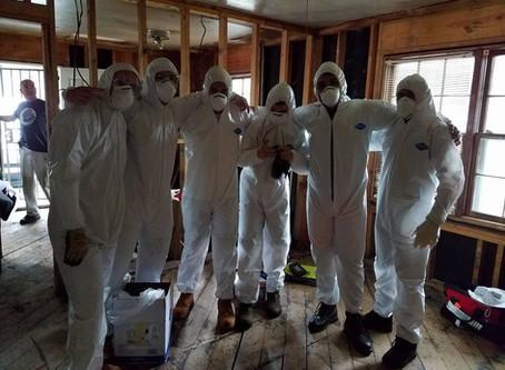 Skyline Huddle/Bloomfield FCA Missions Trip