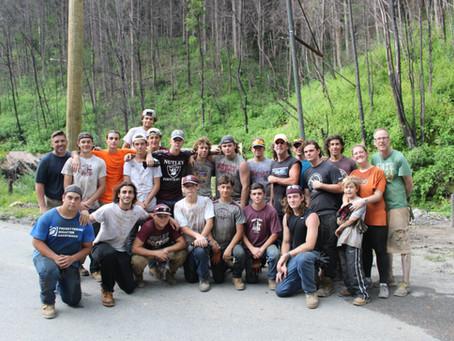 Nutley FCA Missions Trip