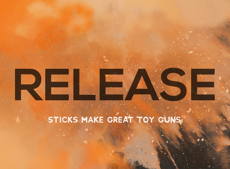 """Sticks Make Great Toy Guns"" Message & Notes"