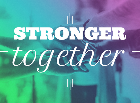 Let's Get Stronger Together