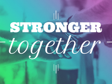 Let's Get Stronger Together