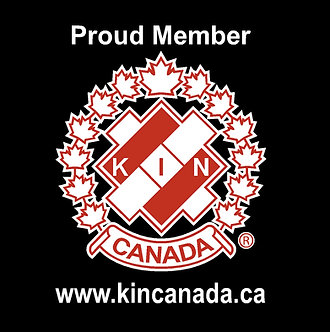 Custom Kin Canada Window decal