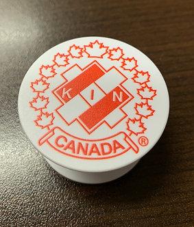 Kin Canada Pop Up Phone Grips - White