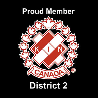 Custom Kin Canada District Window decal