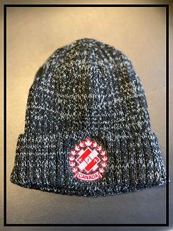 Knit winter toque