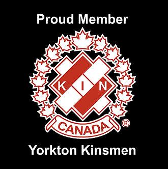 Custom Kin Canada Club Window decal