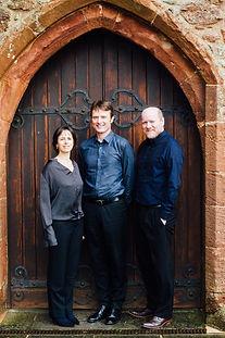 Photo: London Bridge Trio