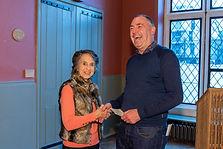 £60,000 donation