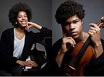 Braimah (violin) & Konya (piano) Kanneh-Mason