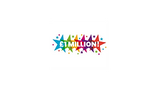 We've raised £1 million