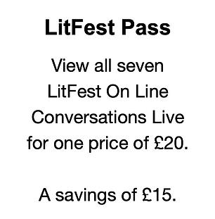Advert: LitFest Pass