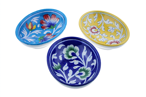 Traditional, Jaipur Hand Painted Soap Dish