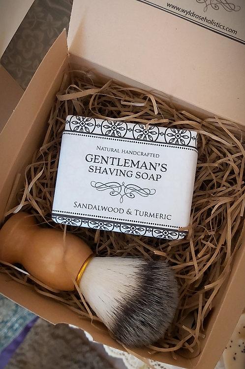 Gentleman's Shaving Box