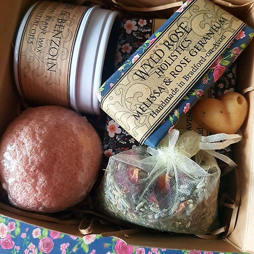 Luxury Floral Gift Box