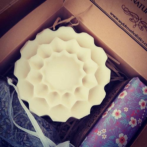 Bespoke Rustic Artisan Soap Gift Box