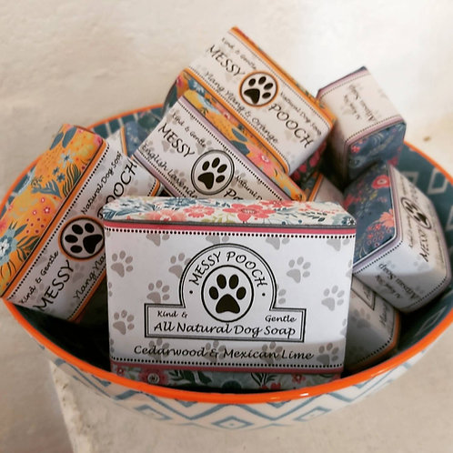 Dog Shampoo and Conditioner- 'Messy Pooch'