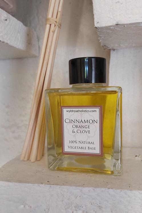 Cinnamon, Orange and Clove Essential Oil Diffuser