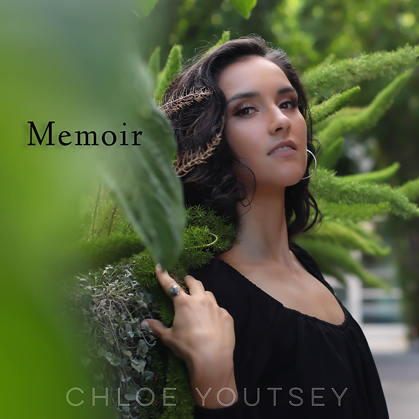 cover design for Memoir EP