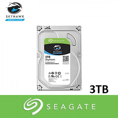 3TB Kietasis diskas Seagate Skyhawk Surveillance