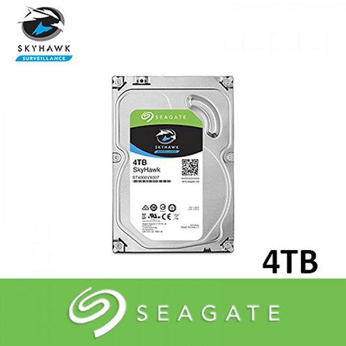4TB Kietasis diskas Seagate Skyhawk Surveillance