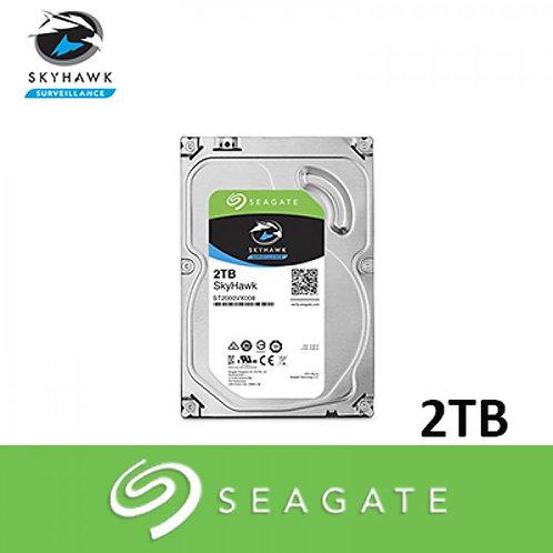 2TB Kietasis diskas Seagate Skyhawk Surveillance