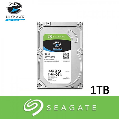 1TB Kietasis diskas Seagate Skyhawk Surveillance