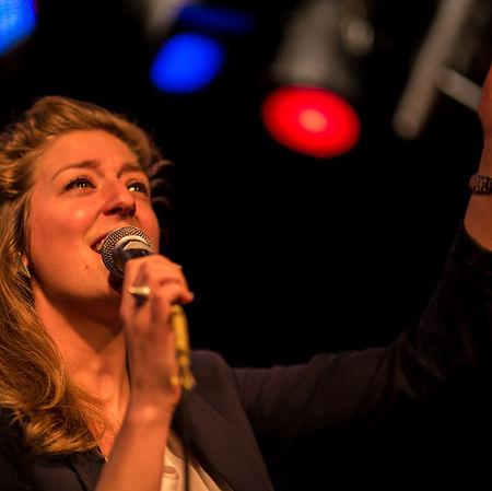 Presenteren Zingen Amsterdam