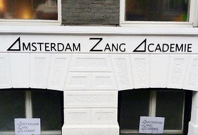 Zangles in Amsterdam