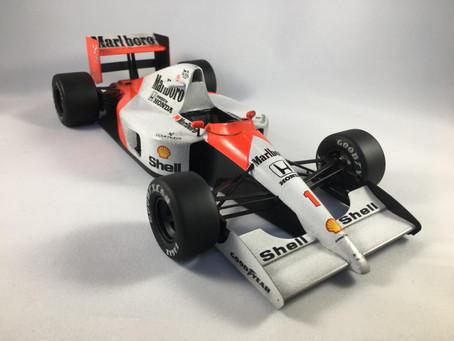 Mclaren MP4/6 1991 Ayrton Senna