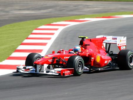 Ferrari 2010 Fernando Alonso