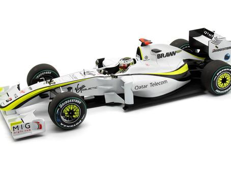 Brawn GP 2009 J. Button