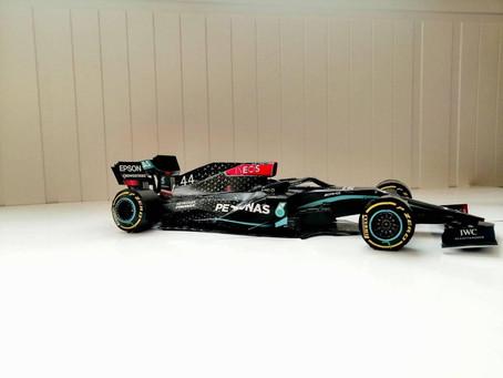 Mercedes W11 2020 Lewis Hamilton