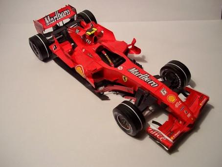 Ferrari F2007 Kimi Räikkönen