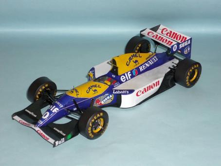 Willams FW15C 1993 Alain Prost