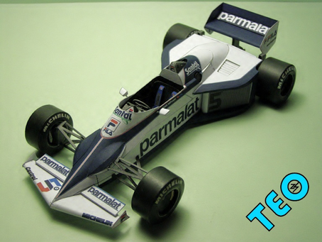 Brabham BT52 1983 N. Piquet